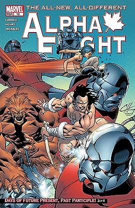 Alpha Flight (2004-2005) #10