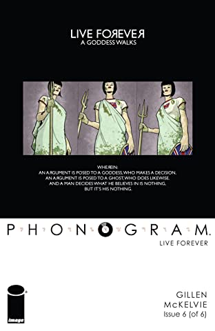 Phonogram No.6 (sur 6)