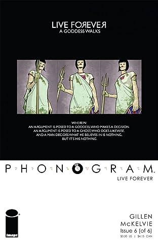 Phonogram #6 (of 6)