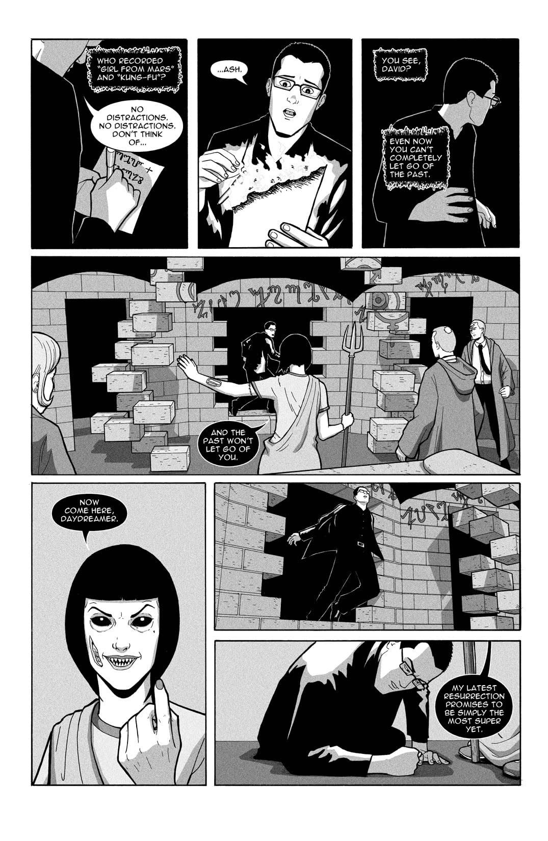 Phonogram #6 (of 6)