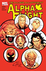 Alpha Flight (2004-2005) #12