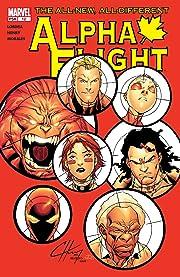Alpha Flight (2004-2005) #12