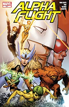 Alpha Flight (2011-2012) #0.1