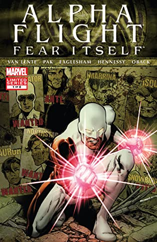 Alpha Flight (2011-2012) #1