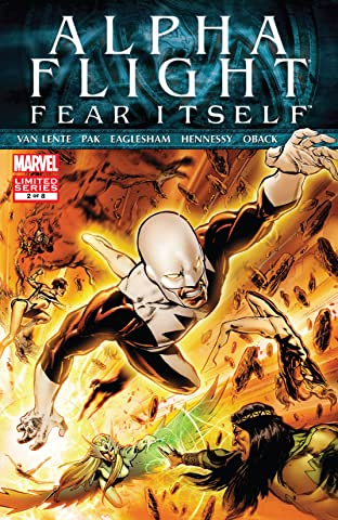 Alpha Flight (2011-2012) #2