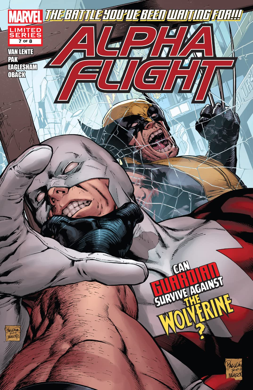 Alpha Flight (2011-2012) #7
