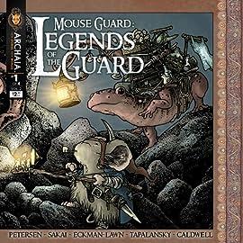 Mouse Guard: Legends of the Guard Vol. 2 #1