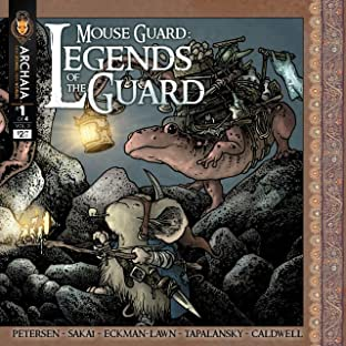 Mouse Guard: Legends of the Guard Vol. 2 #1