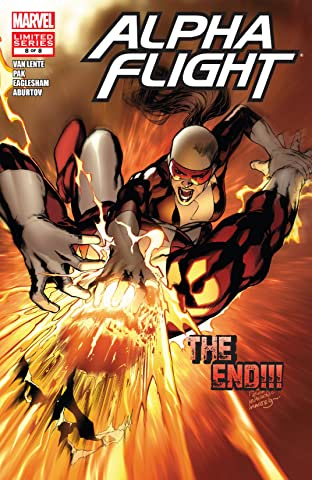 Alpha Flight (2011-2012) #8