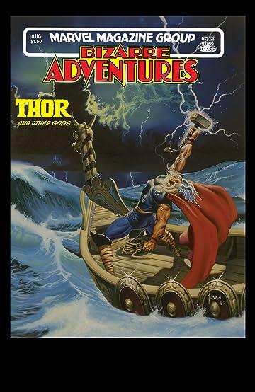 Bizarre Adventures (1981-1983) #32