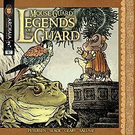 Mouse Guard: Legends of the Guard Vol. 2 #2