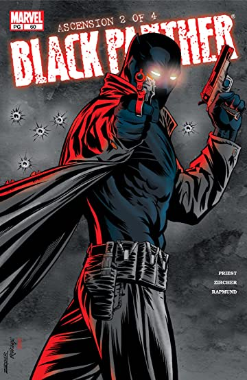 Black Panther (1998-2003) #60