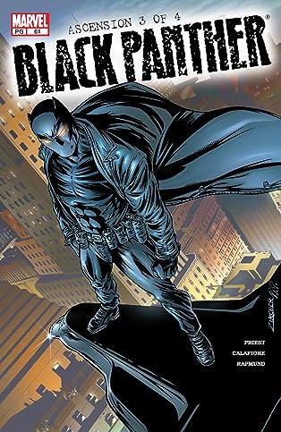 Black Panther (1998-2003) #61