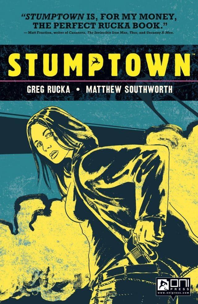 Stumptown Vol. 1