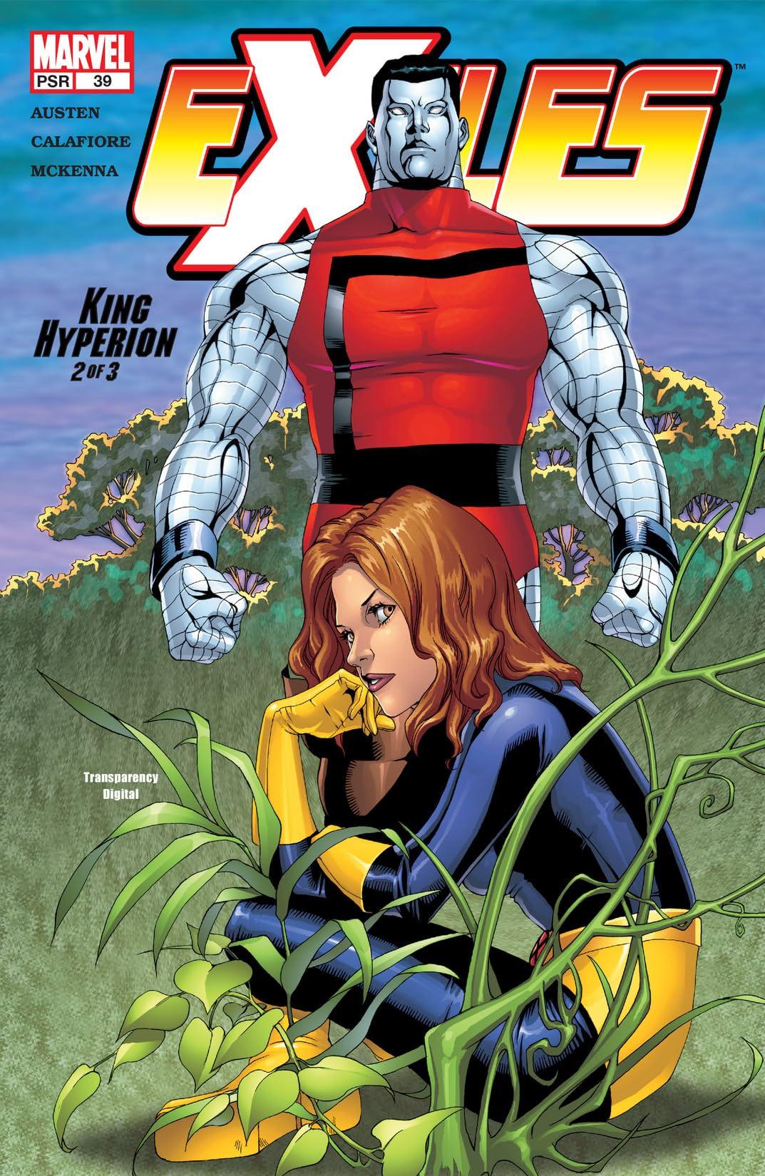 Exiles (2001-2008) #39