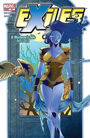 Exiles (2001-2008) #41
