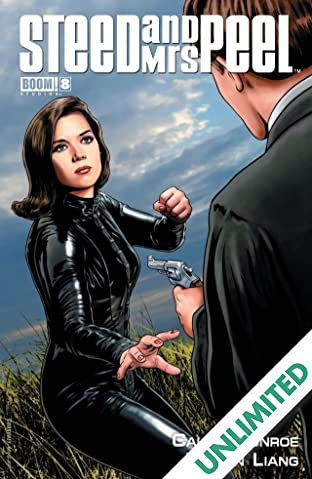 Steed and Mrs. Peel: Ongoing #8