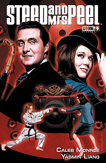 Steed and Mrs. Peel: Ongoing #9