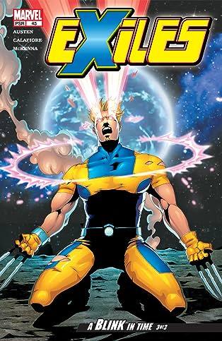 Exiles (2001-2008) #45