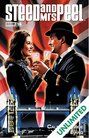 Steed and Mrs. Peel: Ongoing #10