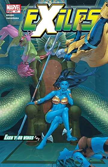 Exiles (2001-2008) #47