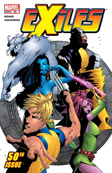 Exiles (2001-2008) #50