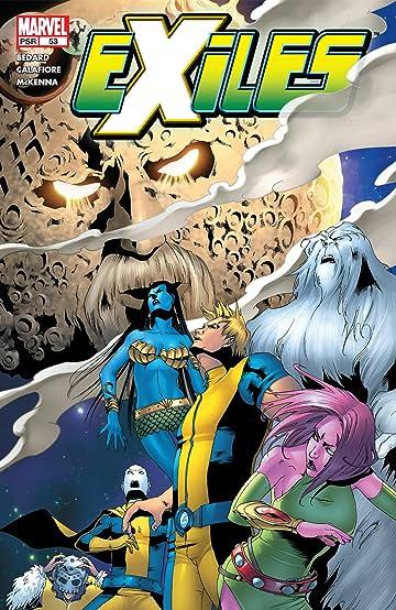 Exiles (2001-2008) #53