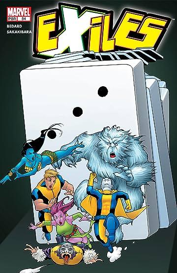 Exiles (2001-2008) #54