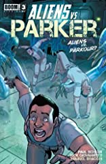 Aliens vs. Parker #3