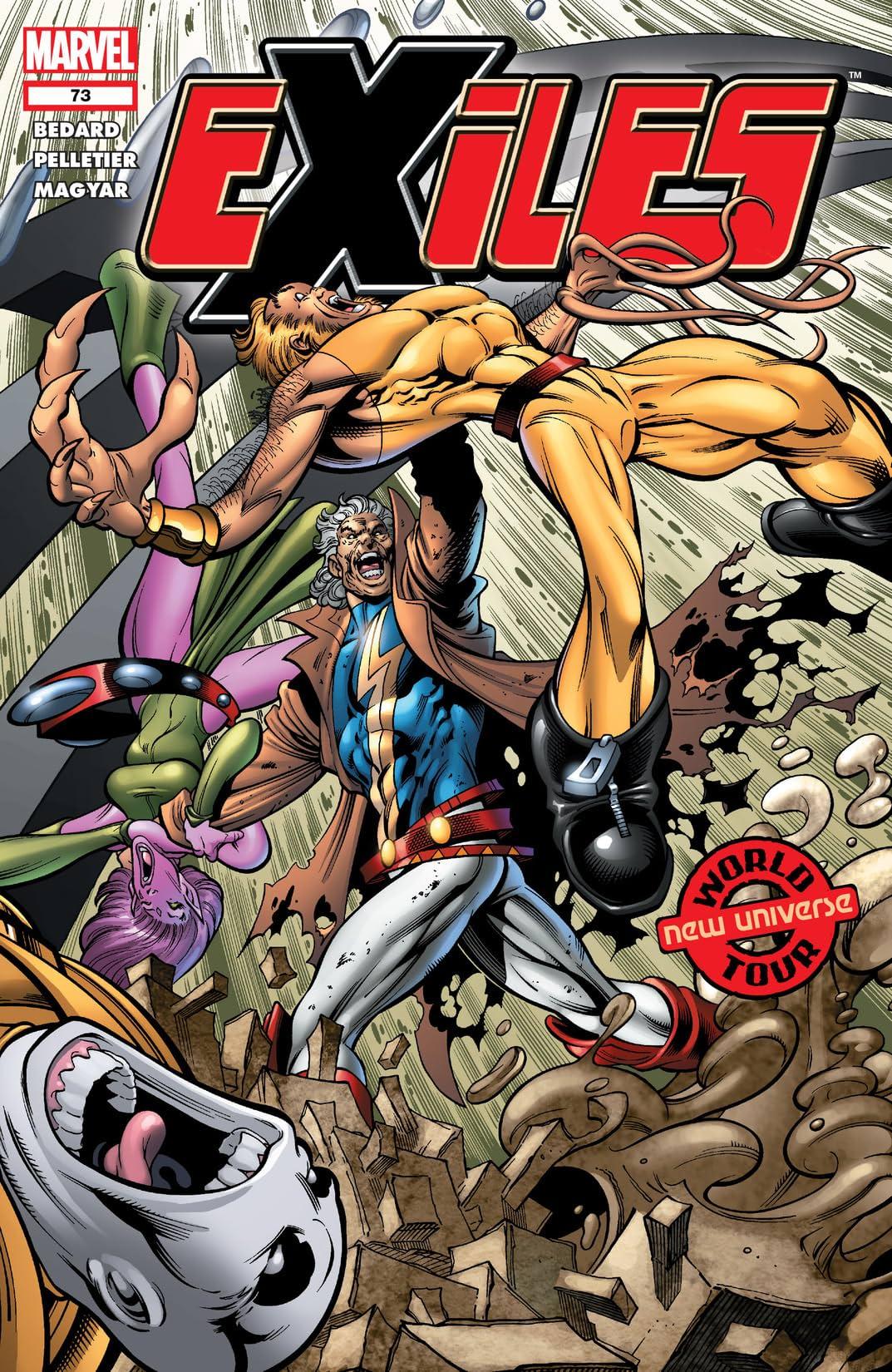 Exiles (2001-2008) #73