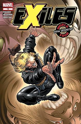 Exiles (2001-2008) #74