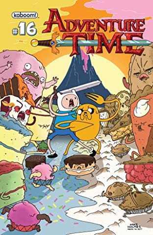 Adventure Time No.16