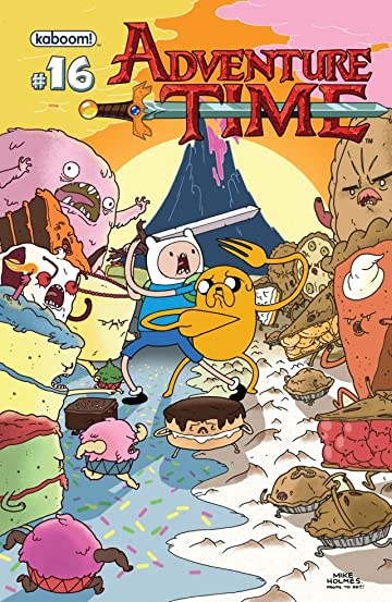 Adventure Time #16