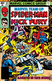 Marvel Team-Up (1972-1985) #83