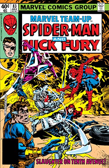 Marvel Team-Up (1972-1985) #83