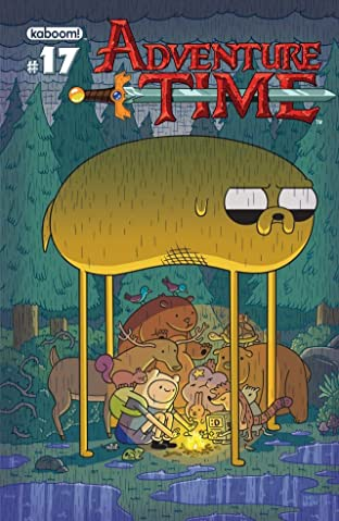 Adventure Time No.17