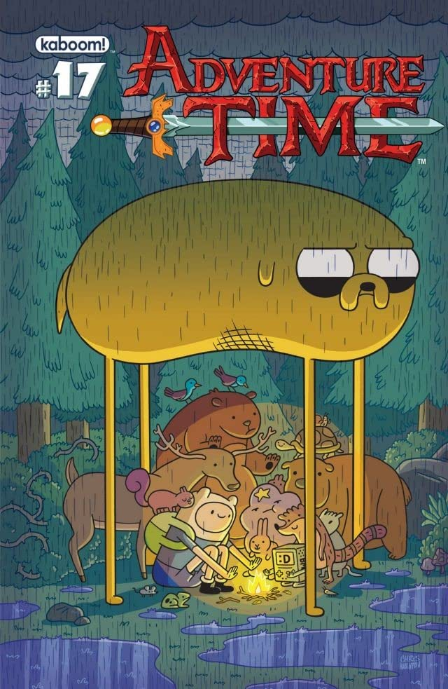 Adventure Time #17