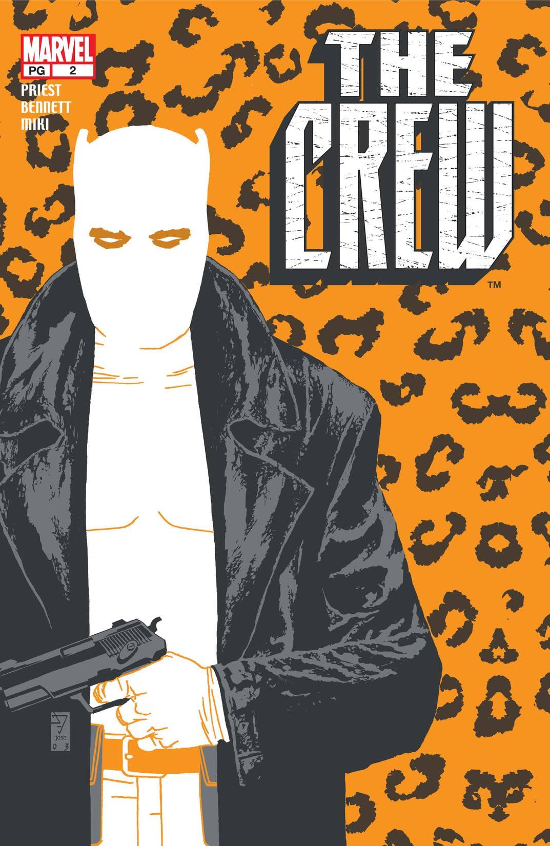 The Crew (2003) #2