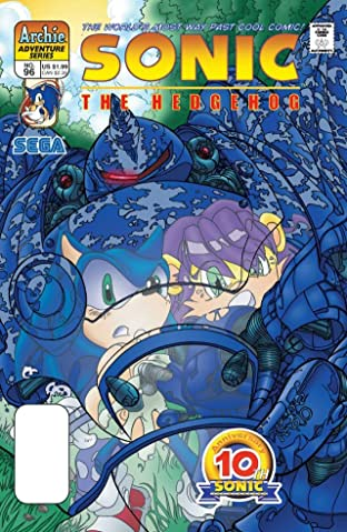 Sonic the Hedgehog #96