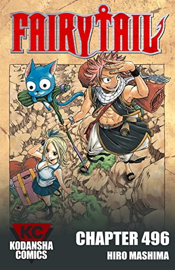 Fairy Tail #496