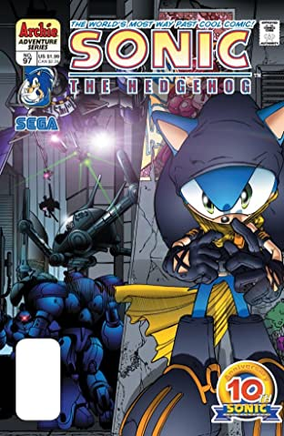 Sonic the Hedgehog #97