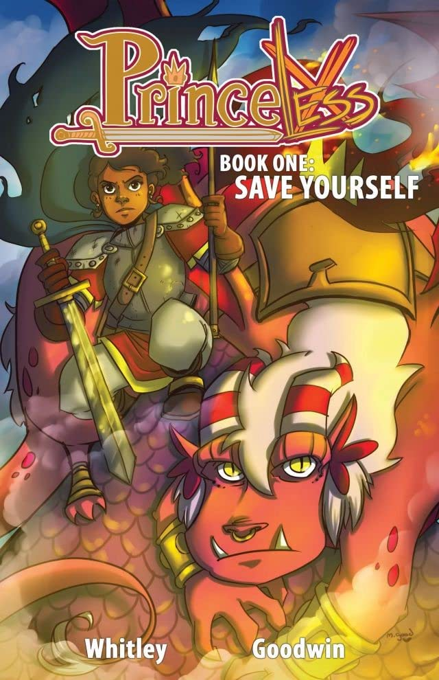 Princeless: Book One: Save Yourself