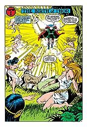 Thor (1966-1996) Annual #11