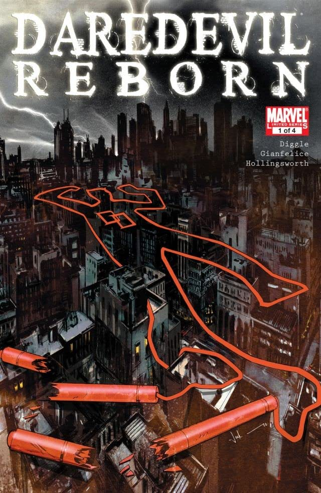 Daredevil: Reborn #1 (of 4)