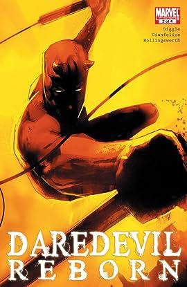 Daredevil: Reborn #2 (of 4)