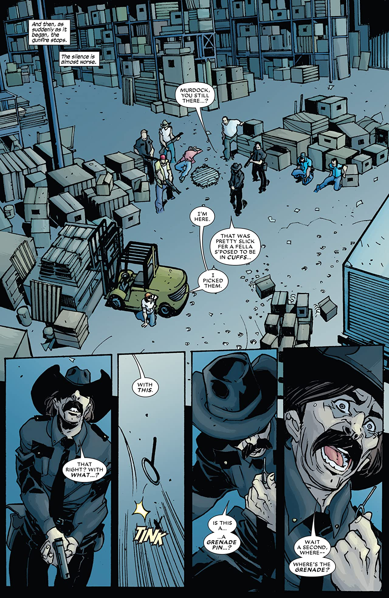 Daredevil: Reborn #3 (of 4)