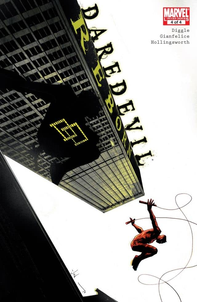 Daredevil: Reborn #4 (of 4)