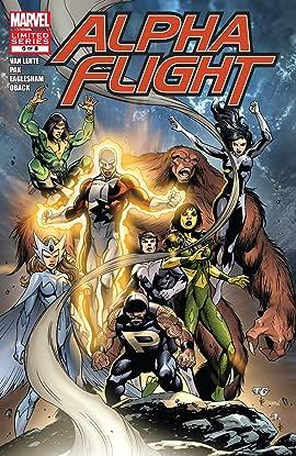 Alpha Flight (2011-2012) #6