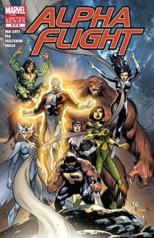 Alpha Flight (2011-2012) #6
