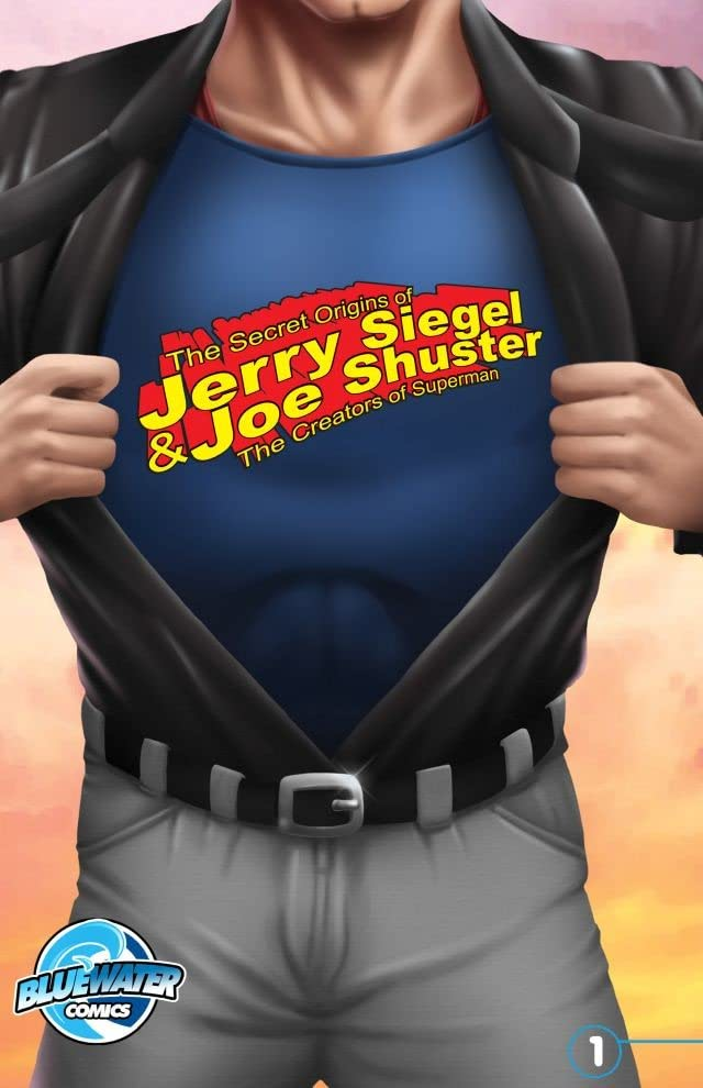 The Secret Origins of Jerry Siegel & Joe Shuster: The Creators of Superman